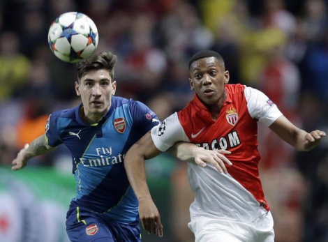 Massiv interesse for Bellerin