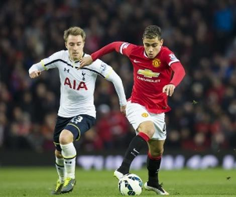 Startopstillinger: Spurs - Man. United
