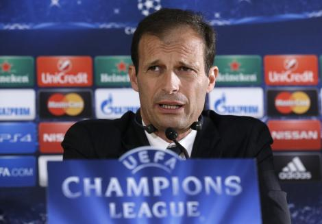 Allegri som Arsenal-manager?