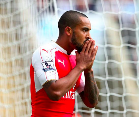 Video: Walcott slår verdensrekord
