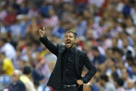 Simeone: Målet er Champions League