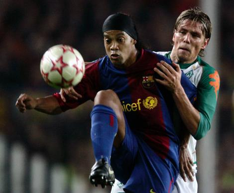 Barcelona Legends vs. United Legends