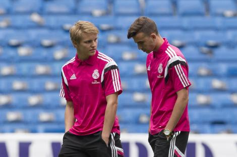 Video: Flot Ødegaard-assist