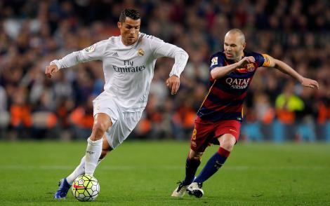 Optakt: Real Madrid - Barcelona