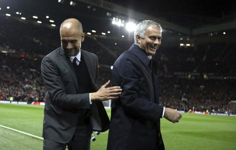 - Mourinho over Guardiola