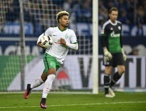 Gnabry: Arsenal ville beholde mig