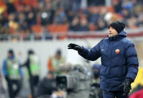 Roma-boss: 60 procents chance