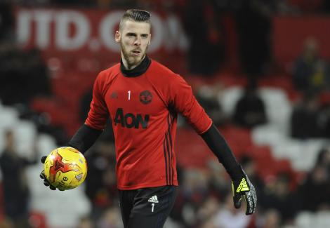David De Gea - i Premier League