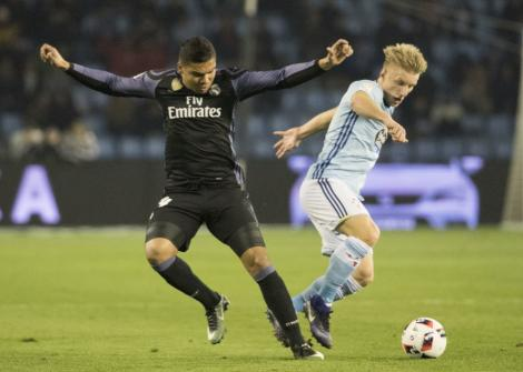 Real Madrid snublede mod Wass og co.