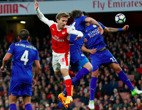 Optakt: Arsenal FC - Leicester C
