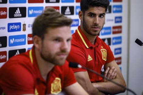 Asensio: Holland ville have mig
