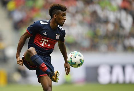 Journalist: Coman afviser Arsenal