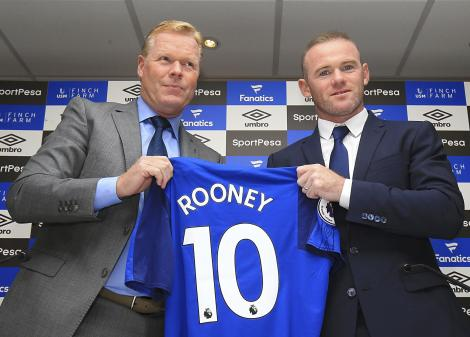 Wayne Rooney – once a blue always a blue