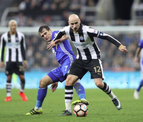 Video: Vanvittige Shelvey
