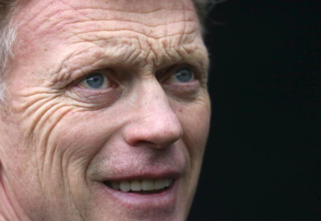 David Moyes – skotsk fighter skal rejses