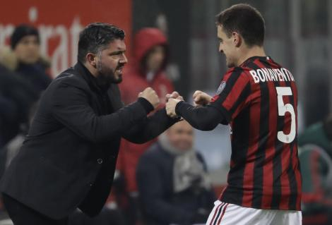 Milan prioriterer CL over Serie A
