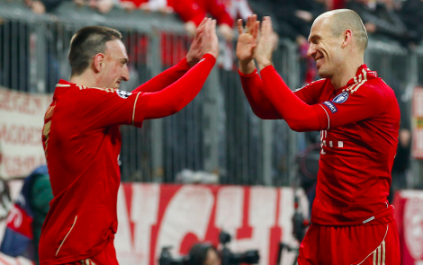Batman & Robben