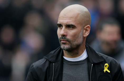 Guardiola slår Premier League-rekord