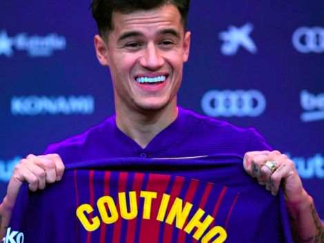 Philippe Coutinho - Iniestas arvtager?
