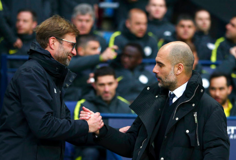 Optakt: Man. City - Liverpool