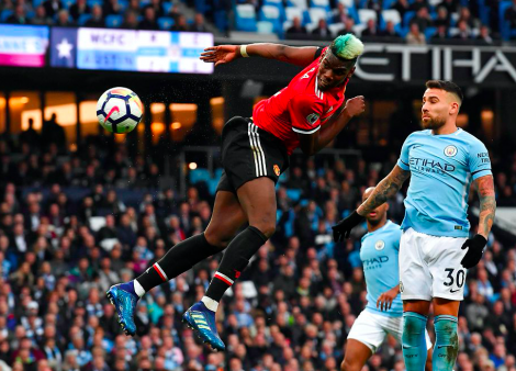 Optakt: Man. City - Man. United