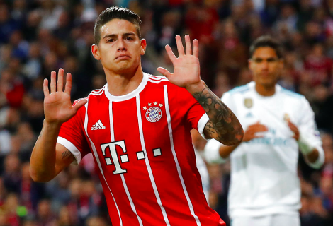 James Rodríguez – se lo Curra