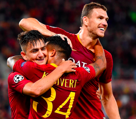Tottenham jagter ung Roma-kant